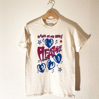 Bid Chaos Welcome Girls At Our Best - Pleasure T-Shirt Large