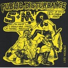 Bush Pig Records Public Disturbance - S&M 7""