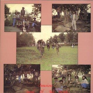 Invasion - Sword Of Jah Mouth LP