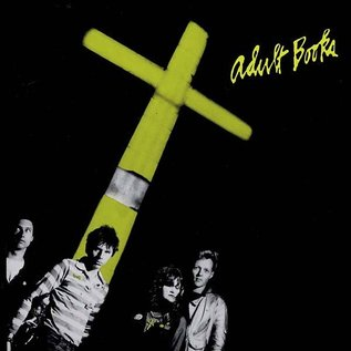 Munster Records X - Adult Books 7""