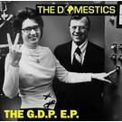 "Kibou Records Domestics, The - The G.D.P EP 7"""