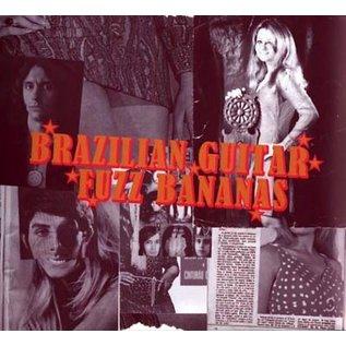 Various - Brazilian Guitar Fuzz Bananas 2xLP