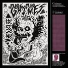 4AD Grimes - Visions LP