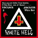 Unseen Forces White Hell - Lucifer 7""