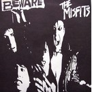 """Not On Label Misfits, The - Beware 7"""""""