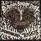 Hardcore Victim Forward/Teargas - Burning Spirits 2014 7""