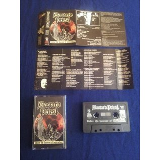 Dying Victims Productions Bastard Priest - Under the Hammer of Destruction CS