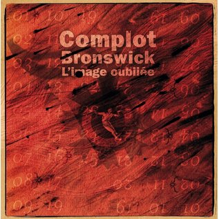 Desire Records Complot Bronswick - L'image Oubliee LP