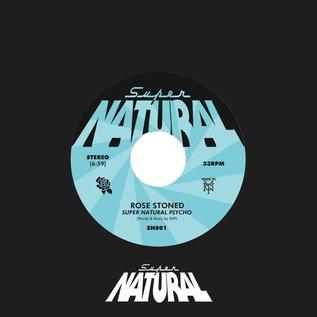 """Pop Wig Super Natural Psychos - Rose Stoned 7"""""""
