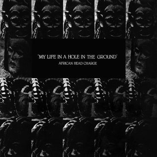 African Head Charge - My Life In A Hole In The Ground LP