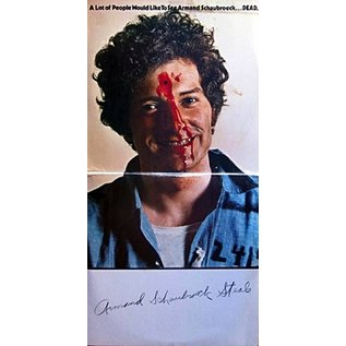 Mirror Records Inc. Armand Schaubroeck Steals - A Lot Of People Would Like To See Armand Schaubroeck...DEAD 3xLP