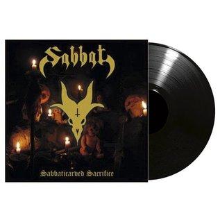 "Iron Pegasus Records Sabbat – Sabbaticarved Sacrifice 12"""