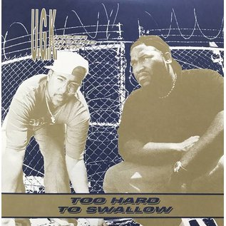 Get On Down UGK - Too Hard To Swallow 2xLP