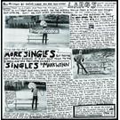 Harbinger Sound Wynn, Mark - More Singles LP
