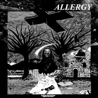 Bloody Master Records Allergy - Smog LP