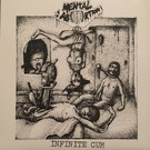 "Breathing Problem Productions Mental Abortion - Infinite Cum 7"" Flexi"