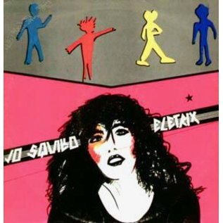 Spittle Jo Squillo Eletrix – Girl Senza Paura LP