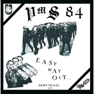 Discos Enfermos PMS 84 ‎- Easy Way Out LP