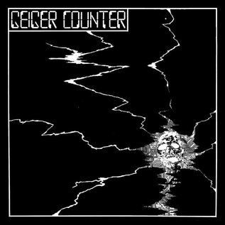 Desolate Records Geiger Counter - S/T LP