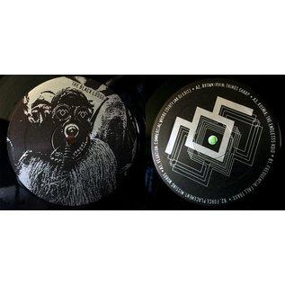 "Black Lodge Recordings VA - Spirits Of The Black Lodge Vol.1 12"""