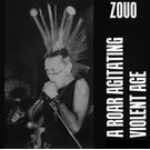 Crust War Zouo - A Roar Agitating Violent Age LP