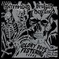 Brutally Deceased/Interment - Glory Days Festering Years Split LP