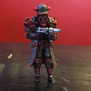 Nuke Trooper Otto Mk. 2 Mutopia Action Figure