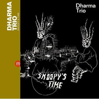 Dharma Trio - Snoopy's Time LP