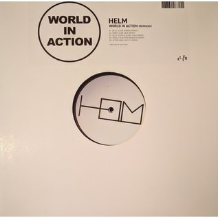 """Alter Helm - World In Action Remixed 12"""""""