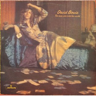 Parlophone Bowie, David - The Man Who Sold The World LP