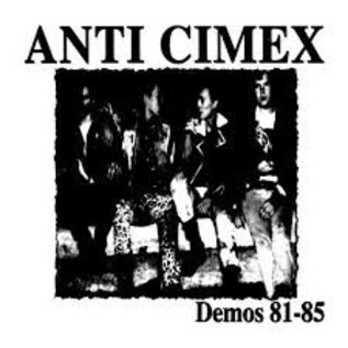 Anti Cimex - Demos 81-85 LP