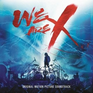 X Japan - We Are X OST LP