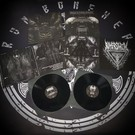 Iron Bonehead Productions Adversarial/Paroxsihzem ‎- Warpit Of Coiling Atrocities LP