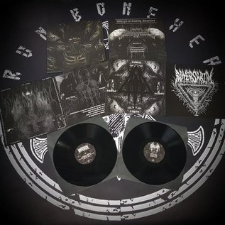 Iron Bonehead Productions Adversarial/Paroxsihzem - Warpit Of Coiling Atrocities LP