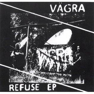"Brain Solvent Propaganda Vagra - Refuse 7"""