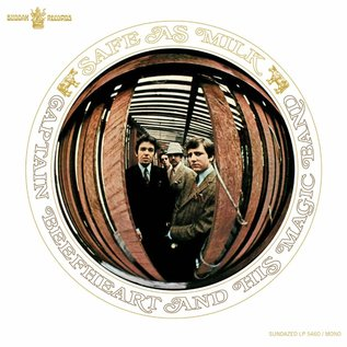 Sundazed Captain Beefheart And His Magic Band - Safe As Milk (Mono) LP