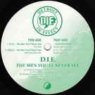 V/A - The Men You'll Never See 12""