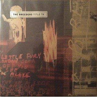 4AD Breeders, The - Title TK LP