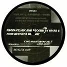 """FXHE Records Omar S - Your Socially Awkward Criminal 12"""""""