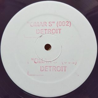 """FXHE Records Omar S - 002 12"""""""