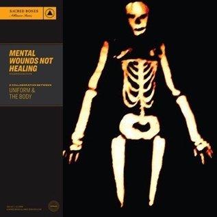 Sacred Bones Uniform & The Body - Mental Wounds Not Healing LP