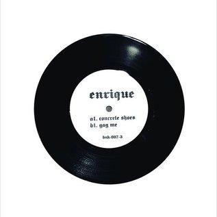 "BANK Records NYC Enrique - Gag Me 7"""