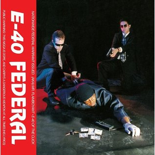 Get On Down E-40 - Federal LP
