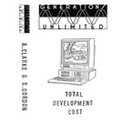 Generations Unlimited Anastasia Clarke & Sandy Gordon ‎– Total Development Cost CS