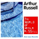 Soul Jazz Records Russell, Arthur - The World Of Arthur Russell 3xLP