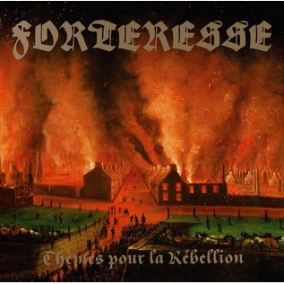 Forteresse - Themes Pour La Rebellion LP