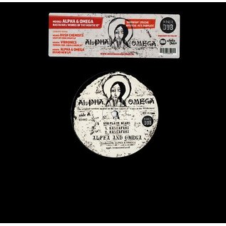 Alpha & Omega - Rastafari/Words Of Thy Mouth 10""