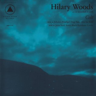 Sacred Bones Woods, Hillary - Colt LP