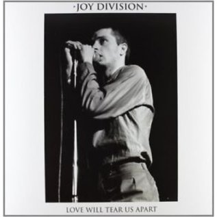 Joy Division – Love Will Tear Us Apart LP