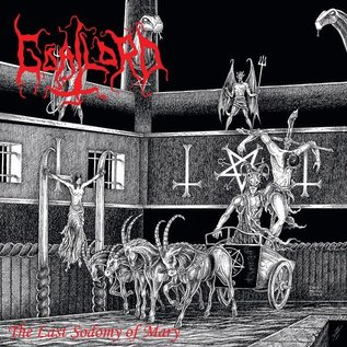 Nuclear War Now! Productions Goatlord - The Last Sodomy Of Mary LP